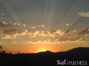 A story of faith and God providing a home beyond our wildest dreams   Faith Fullness