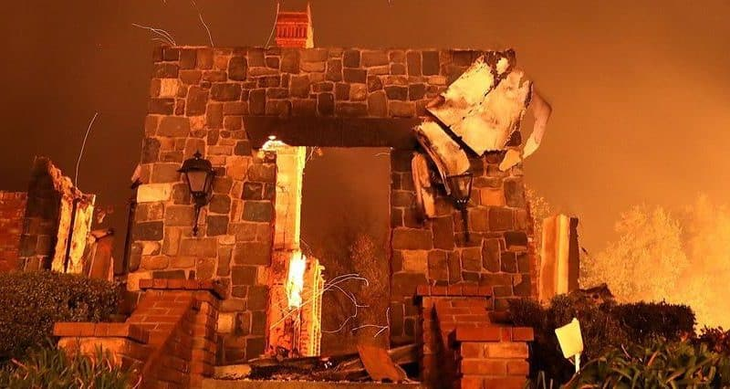 Carr Fire – Finding God in the Fire